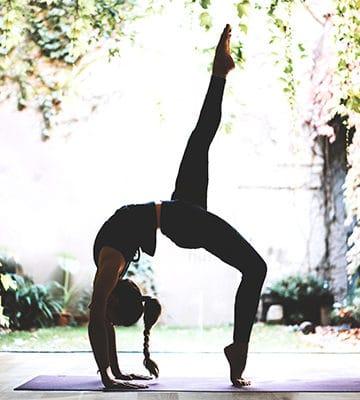 Yoga-Frühstück